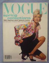 Vogue Magazine - 1991 - February